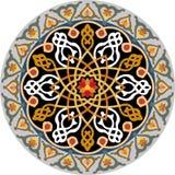 蔓藤花纹无缝的样式 皇族释放例证