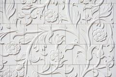蔓藤花纹设计要素清真寺回教族长zayed 免版税图库摄影