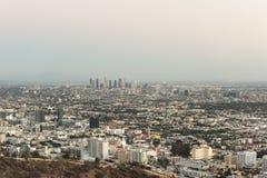 蔓延的洛杉矶 免版税库存图片