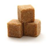 蔗糖立方体 库存图片