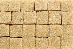 蔗糖褐色 免版税库存图片