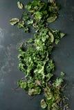 蔬菜沙拉混合 库存图片