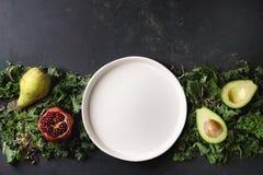蔬菜沙拉混合 免版税图库摄影