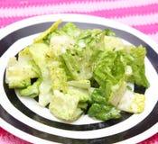 蔬菜沙拉 免版税库存图片