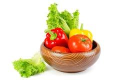 蔬菜特写镜头 库存照片