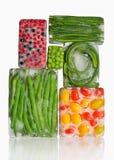 冻结蔬菜 图库摄影