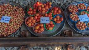 蕃茄商店 免版税库存照片
