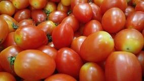 蕃茄在市场上 免版税库存图片