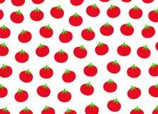 蕃茄样式传染媒介 免版税库存照片
