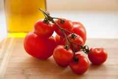 蕃茄用西红柿 免版税库存照片