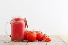 蕃茄震动 图库摄影