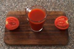 蕃茄v 免版税库存图片