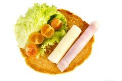 薄煎饼 免版税库存图片
