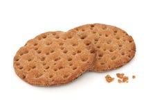 薄脆饼干黑麦 库存图片
