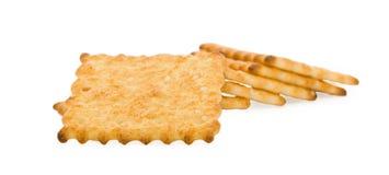 薄脆饼干 图库摄影