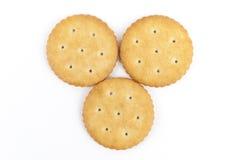 薄脆饼干 免版税图库摄影