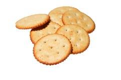 薄脆饼干 免版税库存图片