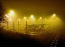 薄雾 库存照片