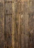 薄饼的Diferents类型在木桌上切开了 图库摄影