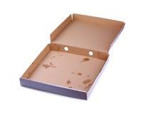 薄饼箱子 库存图片