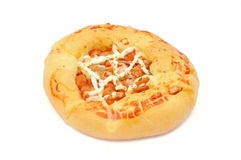 薄饼面包 库存图片