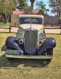 1932年薛佛列五窗口Rumbleseat小轿车 库存图片