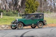 1926年薛佛列优越K游览车 免版税库存图片