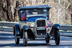 1928年薛佛列全国体育跑车 免版税库存照片