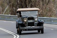 1931年薛佛列国民游览车 免版税库存图片