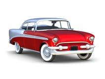 薛佛列汽车Bel Air (1956) 库存例证