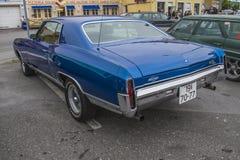 1970年薛佛列Monte Carlo 免版税库存照片