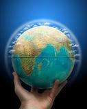 藏品世界 免版税图库摄影