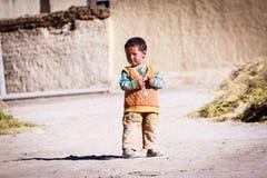 藏族 免版税库存照片