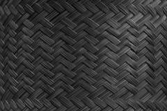 藤条纹理,细节手工造竹编织的纹理背景 库存图片