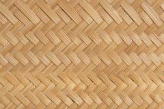 藤条纹理,细节手工造竹编织的纹理backgrou 库存照片