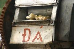 藤茎榨汁器suger 库存照片