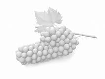 藤莓果  免版税图库摄影