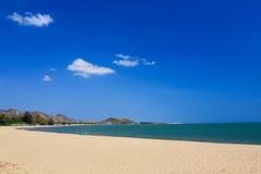 藩朗海滩, Ninh Thuan,越南 图库摄影