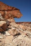 蘑菇岩石 图库摄影