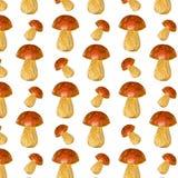 蘑菇的样式 库存图片