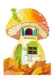 蘑菇 向量例证