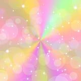 虚拟抽象背景颜色 免版税库存图片