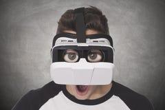虚拟现实 免版税图库摄影
