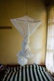蚊帐,卢旺达 免版税库存图片