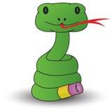蛇橡胶 免版税库存照片