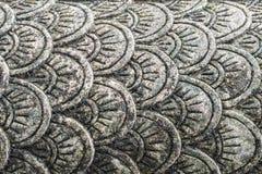 蛇灰泥的剥落 免版税图库摄影