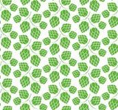 蛇麻草。样式 图库摄影