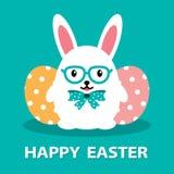 蛋兔宝宝 库存图片