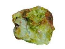 蛋白石石头 库存照片