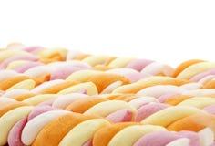蛋白软糖款待 免版税库存图片